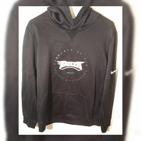wholesale dealer 78f3a 80611 *🆕* 🏈 NIKE Youth NFL Philadelphia Eagles Hoodie NWT
